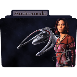 256x256px size png icon of Andromeda 2
