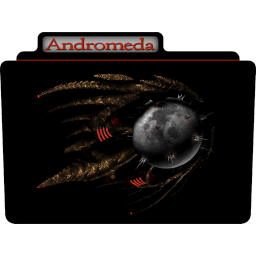 256x256px size png icon of Andromeda 4