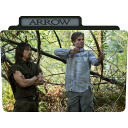 256x256px size png icon of Arrow 3