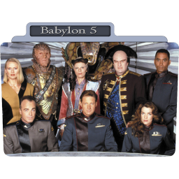 256x256px size png icon of Babylon 5 1