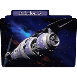 256x256px size png icon of Babylon 5 2