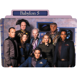 256x256px size png icon of Babylon 5 4