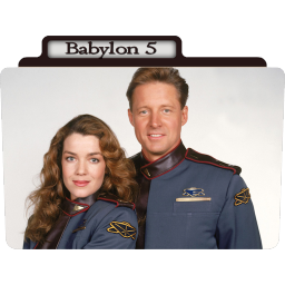 256x256px size png icon of Babylon 5 5