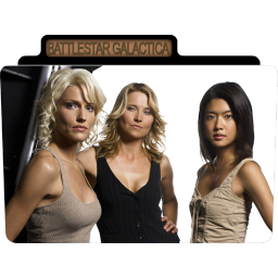 256x256px size png icon of Battlestar Galactica 2
