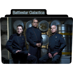 256x256px size png icon of Battlestar Galactica 4