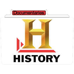 256x256px size png icon of Documentaries History