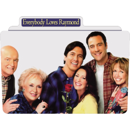 256x256px size png icon of Everybody Loves Raymond 1