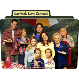 256x256px size png icon of Everybody Loves Raymond 2