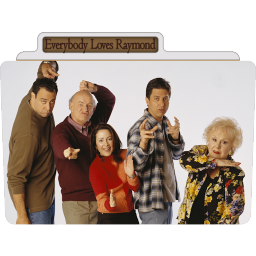 256x256px size png icon of Everybody Loves Raymond 4
