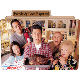 256x256px size png icon of Everybody Loves Raymond