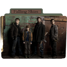 256x256px size png icon of Falling Skies 1