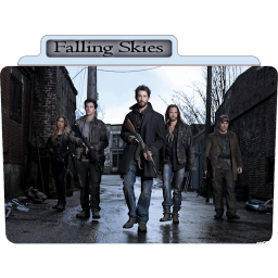 256x256px size png icon of Falling Skies 2