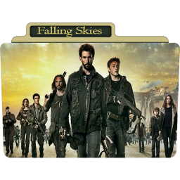 256x256px size png icon of Falling Skies 5