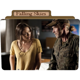 256x256px size png icon of Falling Skies