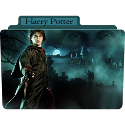 256x256px size png icon of Harry Potter 2