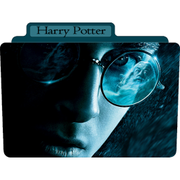 256x256px size png icon of Harry Potter 3