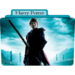 256x256px size png icon of Harry Potter 5