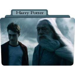 256x256px size png icon of Harry Potter 6