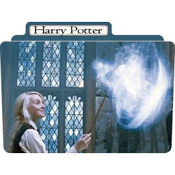 256x256px size png icon of Harry Potter 7