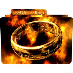 256x256px size png icon of Lord Of The Rings 1