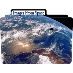 256x256px size png icon of Space Images