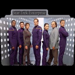 256x256px size png icon of Star Trek Enterprise 3