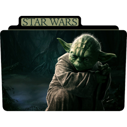 256x256px size png icon of Star Wars 1