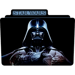 256x256px size png icon of Star Wars 2