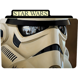 256x256px size png icon of Star Wars 4