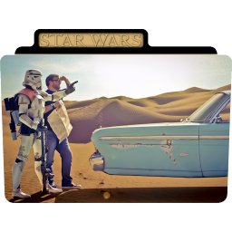 256x256px size png icon of Star Wars 5