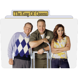 256x256px size png icon of The King Of Queens 2