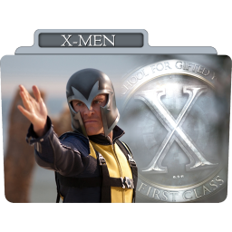 256x256px size png icon of X Men 3