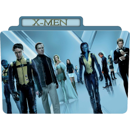 256x256px size png icon of X Men 6