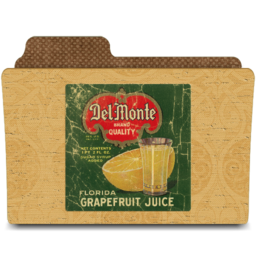 256x256px size png icon of del monte grapefruit jus