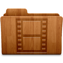 256x256px size png icon of Matte Movies