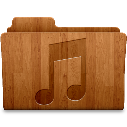 256x256px size png icon of Matte Music