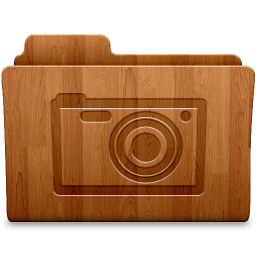 256x256px size png icon of Matte Pictures
