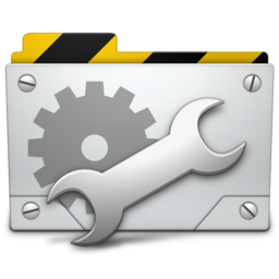 256x256px size png icon of Develop