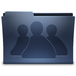 256x256px size png icon of Groups