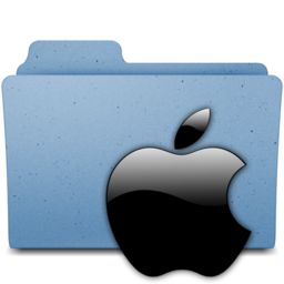 256x256px size png icon of apple2