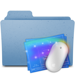 256x256px size png icon of idmg