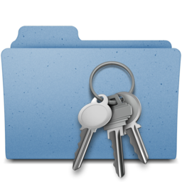 256x256px size png icon of keys