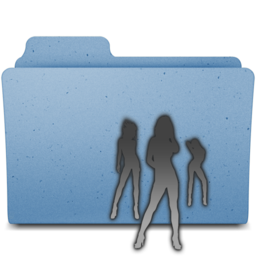 256x256px size png icon of porn
