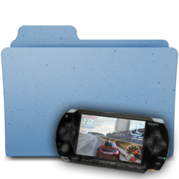 256x256px size png icon of psp