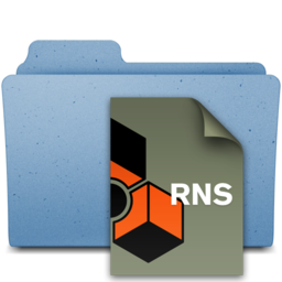 256x256px size png icon of reason projects
