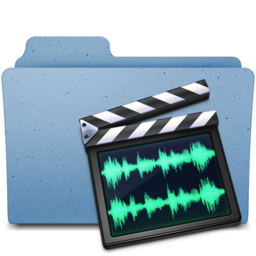 256x256px size png icon of soundtrack
