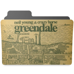 256x256px size png icon of minimal Greendale