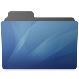 256x256px size png icon of minimal desktops