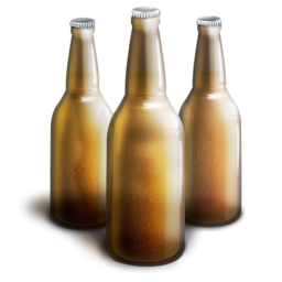 256x256px size png icon of Beer