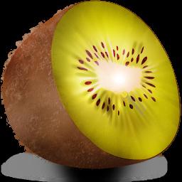 256x256px size png icon of Kiwi